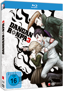 [DVD/BD] Danganronpa Vol. 3