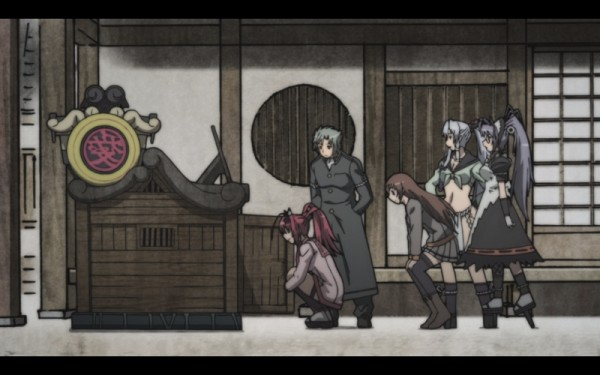 [DVD/BD] Samurai Girls - Volume 2 Limited Edition