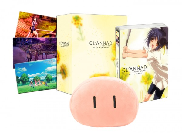 [DVD/BD] Clannad After Story Vol. 1 Limited Edition
