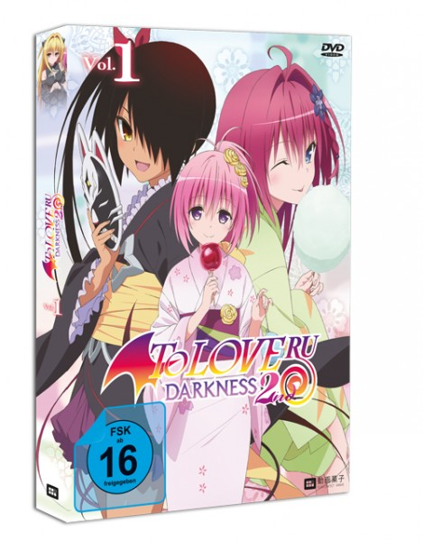 [DVD/BD] To Love Ru - Darkness 2nd Vol. 1