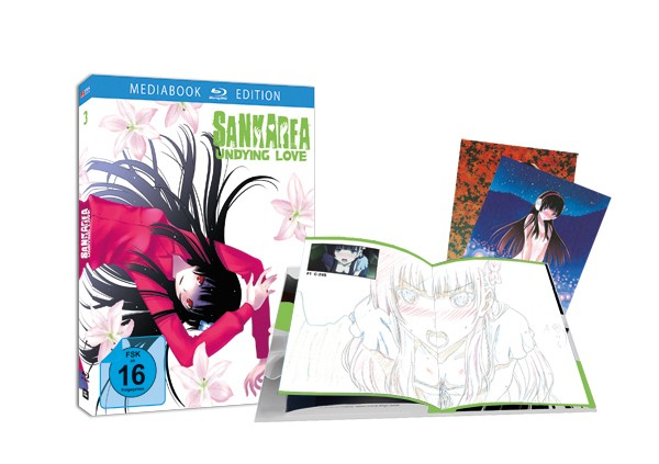 [DVD/BD] Sankarea Vol. 3 Limited Edition