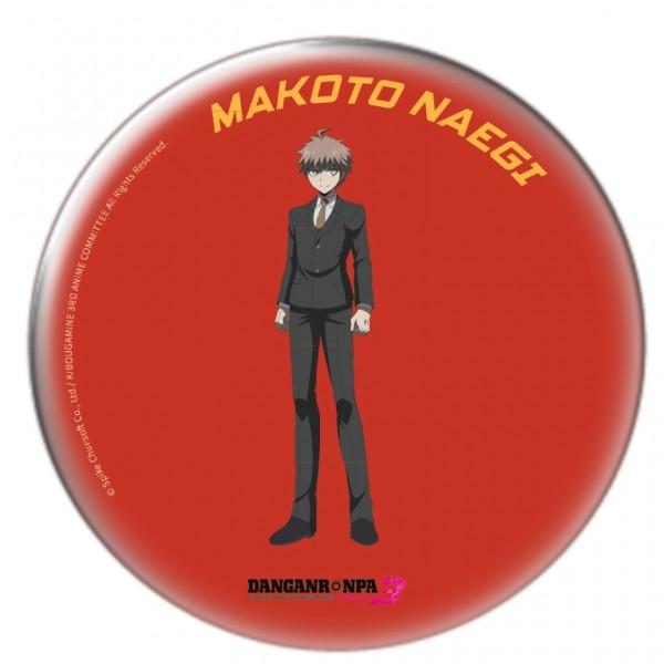 """Danganronpa 3 - Sammel-Button """"Makoto Naegi 2"""""""