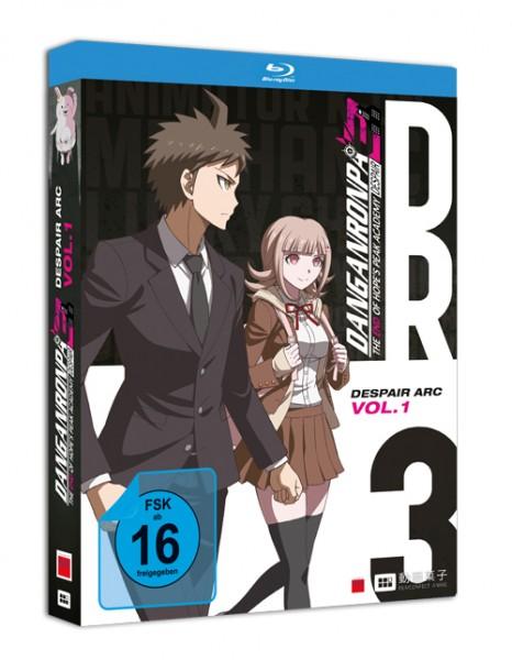 [DVD/BD] Danganronpa 3 - Despair Arc - Vol. 01