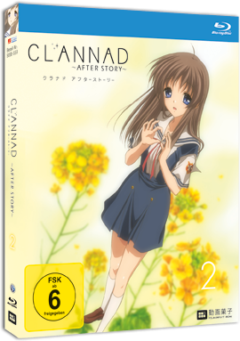 [DVD/BD] Clannad After Story Vol. 2 Vanilla