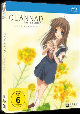 [DVD/BD] Clannad After Story Vol. 2 Vanilla