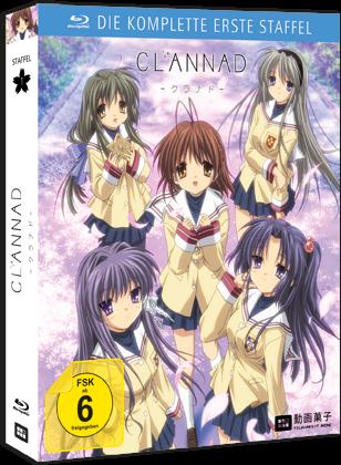 [DVD/BD] Clannad - Staffel 1 - Komplettbox