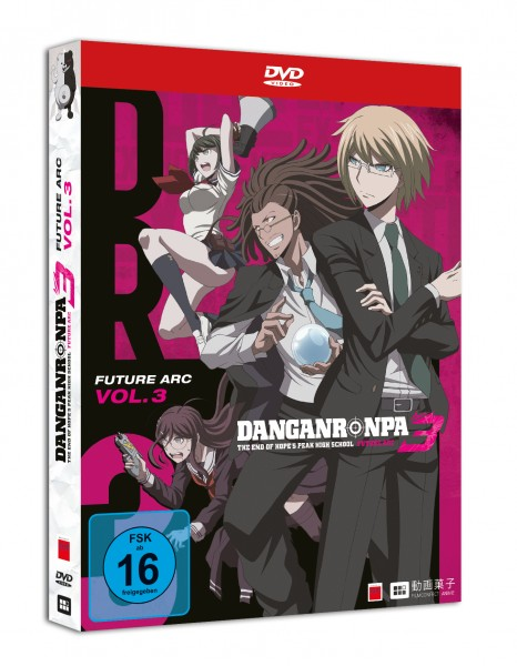 [DVD/BD] Danganronpa 3 - Future Arc - Vol. 03