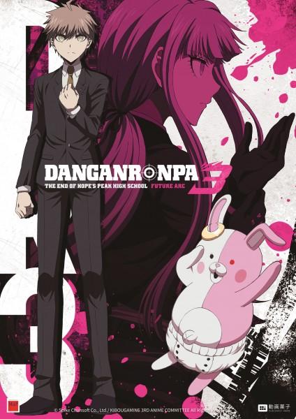 """Poster """"Danganronpa 3"""""""