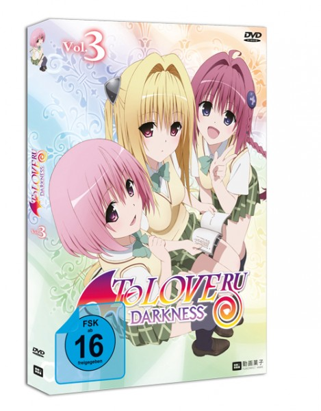 To Love Ru - Darkness Volume 3 DVD