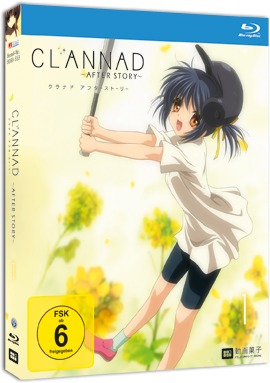 [DVD/BD] Clannad After Story Vol. 1 Vanilla