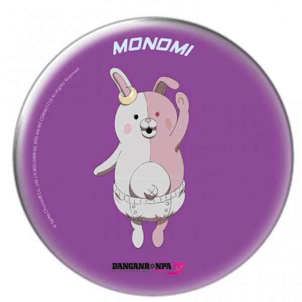 """Danganronpa 3 - Sammel-Button """"Monomi 2"""""""