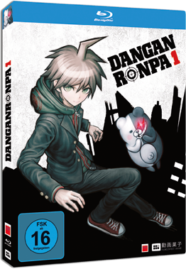 [DVD/BD] Danganronpa Vol. 1