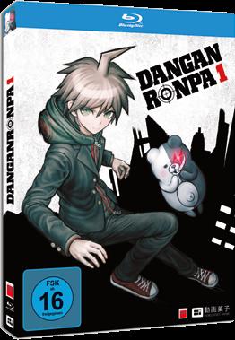 [DVD/BD] Danganronpa Vol. 1