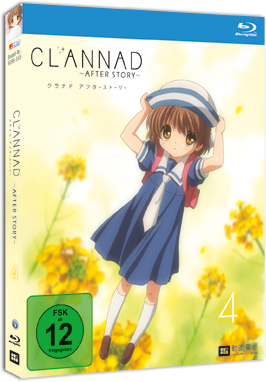 [DVD/BD] Clannad After Story Vol. 4 Vanilla