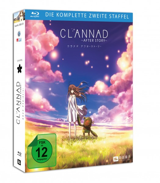 [BD] Clannad After Story Komplettbox