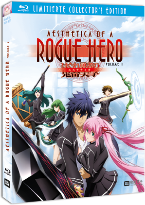[DVD/BD] Aesthetica of a Rogue Hero – Volume 1 (Limitierte Collector´s Edition)