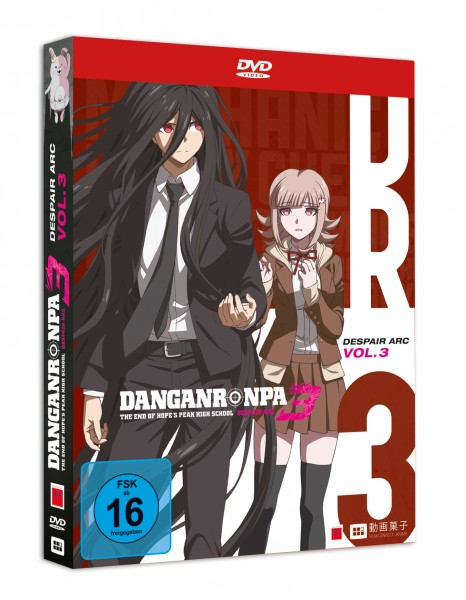 [DVD/BD] Danganronpa 3 - Despair Arc - Vol. 03