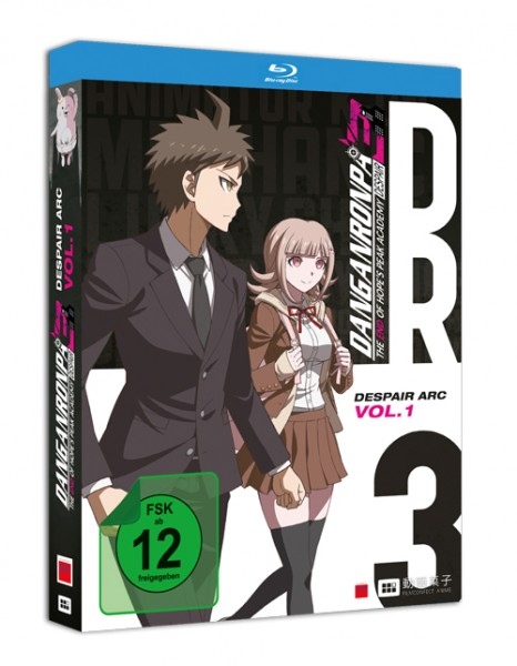 [DVD/BD] Danganronpa 3 - Despair Arc - Vol. 01