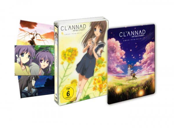 [DVD/BD] Clannad After Story Vol. 2 Limited Edition