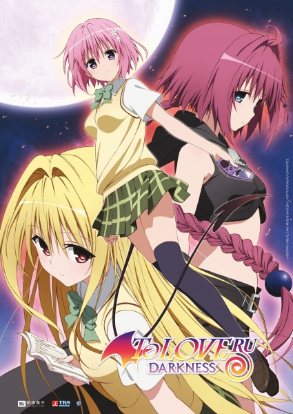 "Poster ""To Love-Ru Darkness"""