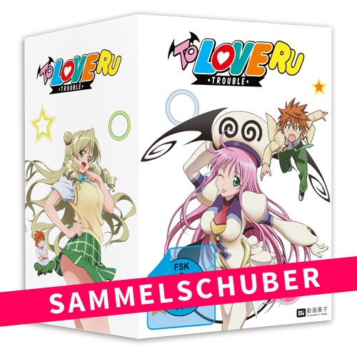 To Love-Ru - Sammelschuber